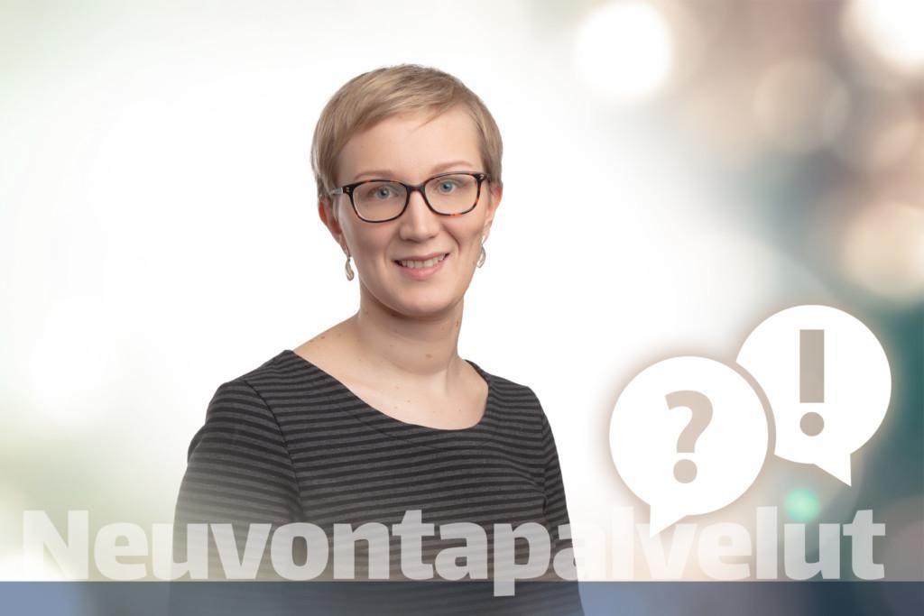 Neuvontapalvelut Reetta Riihimäki.