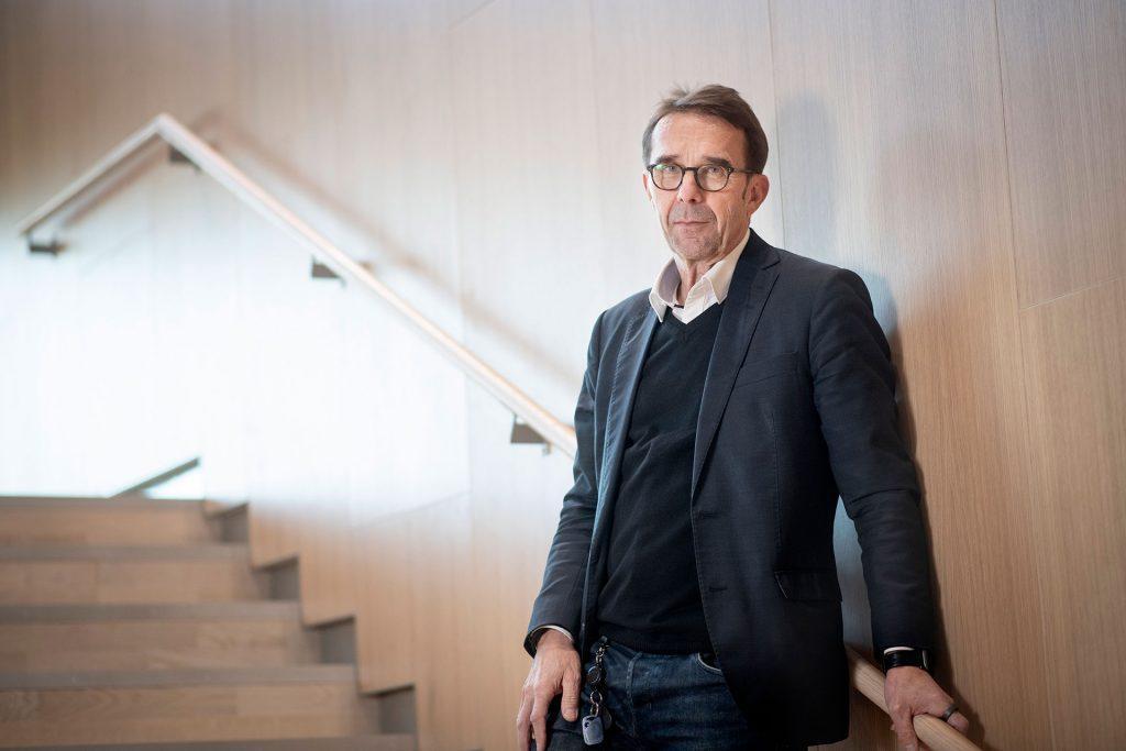 Helsingin kaupunkiympäristön toimialajohtaja Mikko Aho