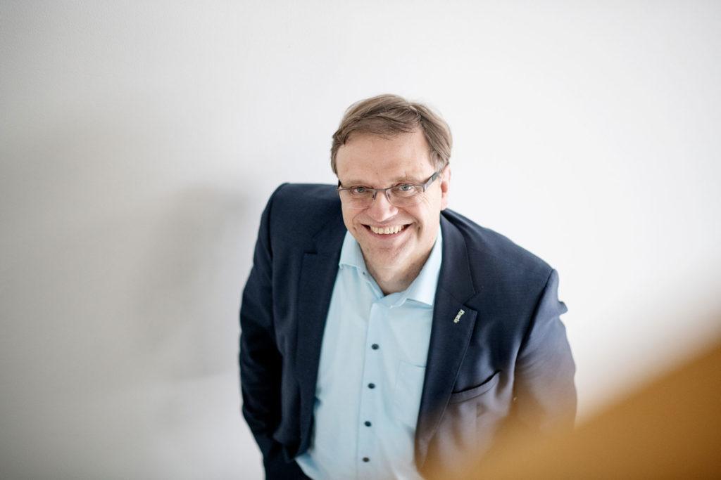 Hannu Laurila on Keuda koulutuskuntayhtymän toimitusjohtaja.