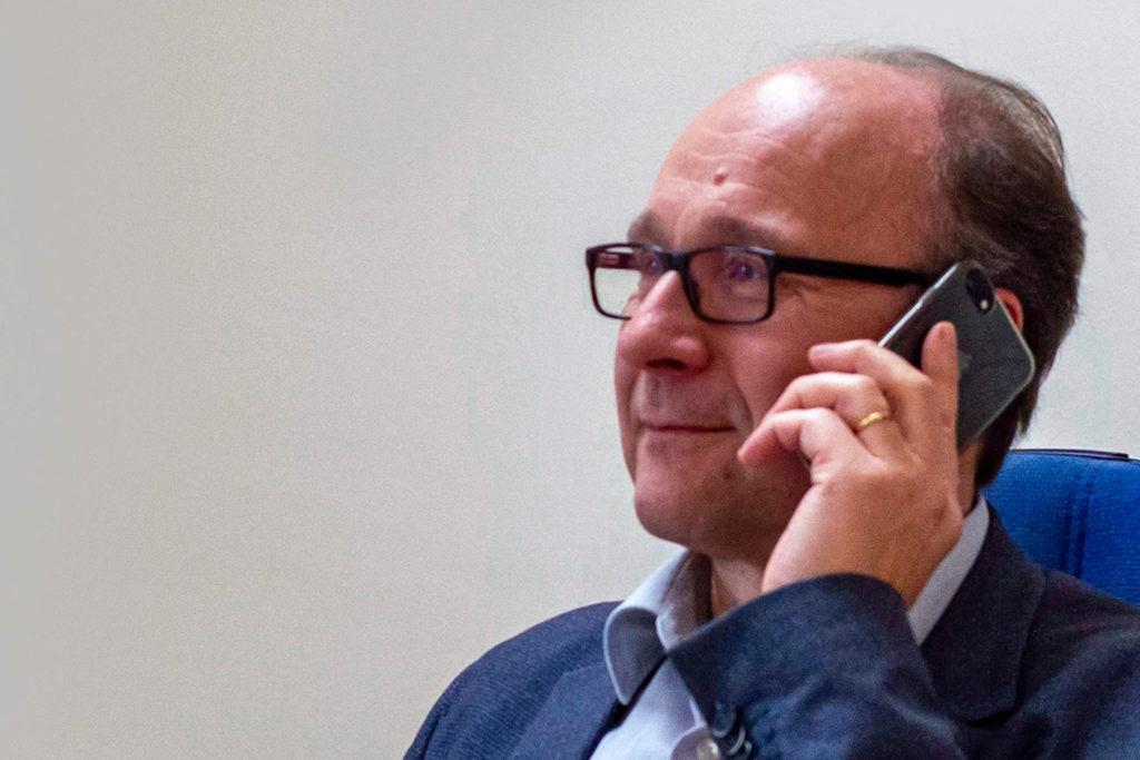 Marko Silen on Helsingin seudun kauppakamarin johtava lakimies.