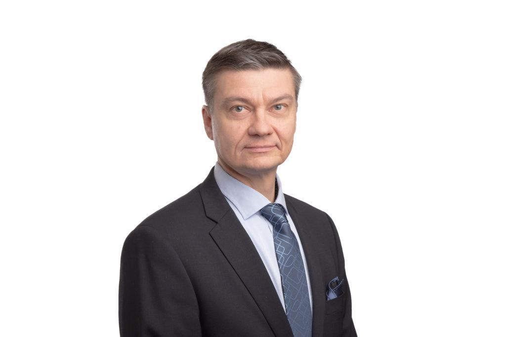 Helsingin seudun kauppakamarin lakimies Mika Lahtinen.
