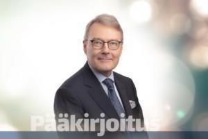 Read more about the article Kasvu pidettävä tavoitteena