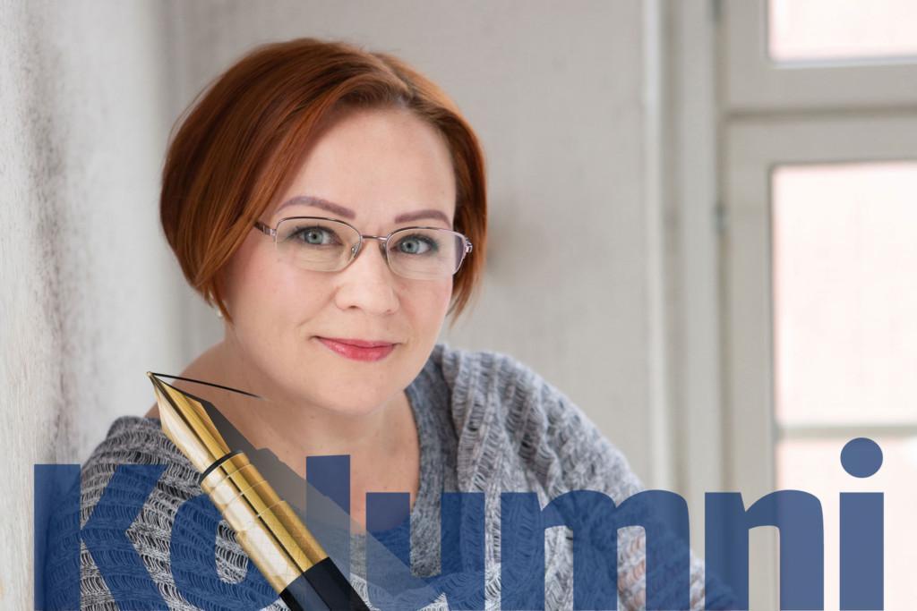Krista Östman toimii Helsinki City Markkinointi ry:n toiminnanjohtaja.